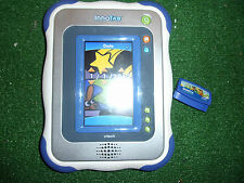VTECH InnoTAB TABLET CONSOLE + DISNEY FAIRIES TinkerBell GAME CARTRIDGE +4GB SD