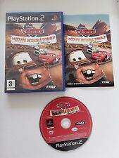 Cars La Coupe Internationale de Martin FR  - playstation 2 - PAL - Complet PS2