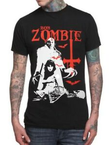 Rob Zombie TEENAGE NOSFERATU PUSSY T-Shirt NEW 100% Authentic & Official