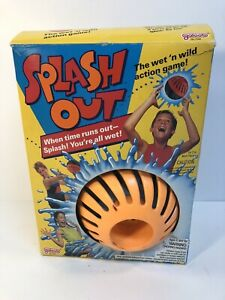 Vintage Splash Out Galoob  from 1997  Not Working