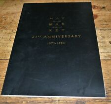 More details for haymarket theatre leicester 21st anniversary 1973 - 1994 commemorative book