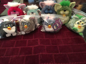 Furby Toy Collection