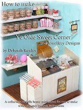 How to make Ye Olde Sweet Corner by Deborah Rawles New Paperback Book