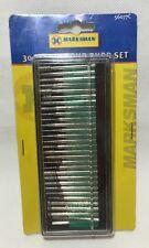30pc Diamond Burr Set Marksman 56077C