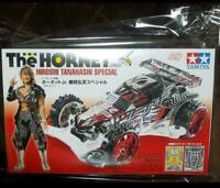 TAMIYA The Hornet Jr, Hiroshi Tanahashi Special Mini 4WD 1/32 NJPW limited black