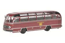 """Schuco Mercedes-Benz O321 """"Deutsche Bundesbahn"""" Bus Omnibus Linienbus 1:87"""