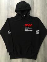 NASA Streetwear Hoodie To Match Black Red Jordan Crewneck Sneaker Sweatshirts