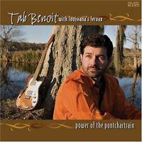 Tab Benoit - Power of the Pontchartrain [New CD]
