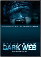 Neuf Unfriended - Dark Web DVD