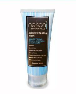 Nelson J Moisture Healing Mask Coconut Scent Sealed 100ml/3.4oz