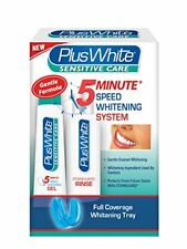 Plus White 5 Minute Sensitive Care Speed Whitening System
