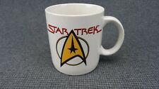 pfaltzgraff star trek coffee mug 1994