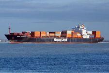 mp407 - German Container Ship - Bonn Express , built 1989 - photo 6x4