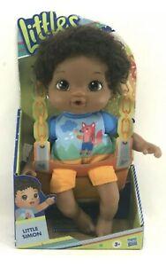 Hasbro- Baby Alive Littles Squad - Little Simon