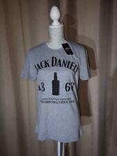 womens tops,size M,Jack Daniels,colour gray,new,
