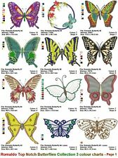 INTERNATIONAL SITES: Romaldo's 27 Special Butterflies Collection Number 3