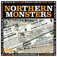 NORTHERN MONSTERS Various Artists NEW & SEALED NORTHERN SOUL CD (KENT) 60s