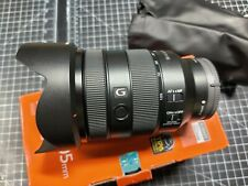 Sony FE 24-105mm f/4 G OSS Full Frame E-Mount Lens