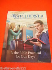 THE WATCHTOWER - IS THE BIBLE PRACTICAL - JUNE 1 2009