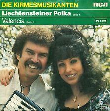"Die Kirmesmusikanten Liechtensteiner Polka 7"" S8954"