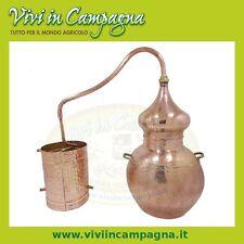 Alambicco distillatore lt 30