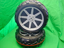 Peg Perego Polaris Ranger RZR Front Wheel (Tire) Set (2 Tires)