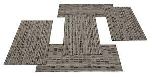 """SHAW Chevron Neocon 1B Carpet Tiles 18"""" x 36"""""""
