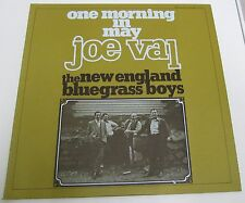 DISQUE 33 TOURS LP JOE VAL ONE MORNING IN MAY