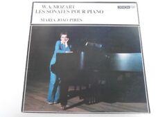 MARIA JOAO PIRES  MOZART  sonatas vol 4 - DENON Japan LP
