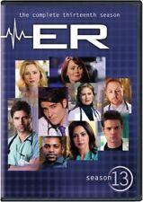 ER: The Complete Thirteenth Season [New DVD] Ac-3/Dolby Digital, Dolby, Widesc