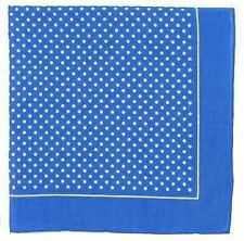 Mouchoirs pour homme en 100% coton