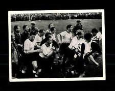 Hans Schäfer DFB Kosmos Sammelbild WM 1954 Original Signiert+ A 150223