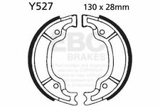 FIT YAMAHA YBR 125 E/K (5HH1/2/C/G/J/ 00>08 EBC Plain Shoe Rear Left