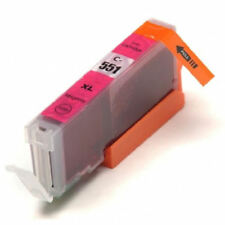 Cartouche d'encre Magenta CLI-551 XL, compatible Canon Pixma Série MX, IP, MG