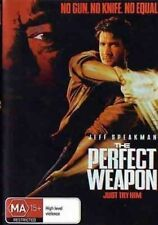 The Perfect Weapon - Martial Arts Action movie Dvd Jeff Speakman 2013