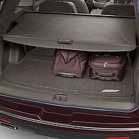 2018 Chevrolet Traverse Retractable Security Cargo Pull Shade 84128236 Dk Atmos