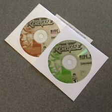 Command & Conquer Renegade PC 2 CDs Westwood EA 2002 Windows 98/Me/2000/XP
