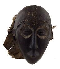 Ancien Masque africain Tshokwe Tchokwe- Chokwe Angola Afrique 6438