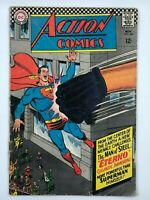 Action Comics #343 (1966) DC Superman Silver Age