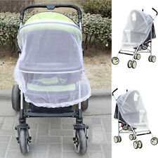 Infants Baby Stroller Pushchair Anti-Insect Mosquito Net Safe Mesh Buggy Cover o