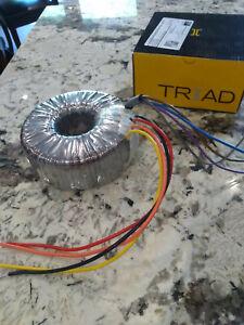 Toroid transformer 500VA Input:120VAC Output:Parallel 24V, Series 48V