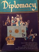 "Avalon Hill ""Diplomacy"" Game Of International Intrigue, 1976 First Edition"