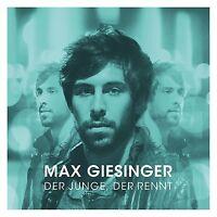 MAX GIESINGER - DER JUNGE,DER RENNT   CD NEW+
