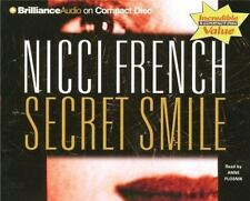 Secret Smile by Nicci French (CD, Abridged) NEW