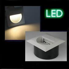 LED Treppenleuchte Wandleuchte IP65 Uplight Lampe außen Fassadenleuchte Treppe