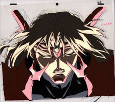 Voltage Fighter Gowcaizer Anime Production Cel Isato Kaiza 1996 Neo Geo