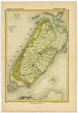 Antique Print-TEXEL-NOORD HOLLAND-WADDEN ISLAND-Kuyper-Kuijper-1865