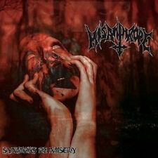 "Misanthrope ""Symbols Of Misery"" CD [RAW MEXICAN WAR DEATH METAL]"
