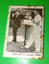 Elvis Presley with Parents 1956 Vanity Mirror Antique Original Collectable RARE