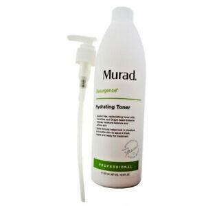 Murad Hydrating Toner 16.9oz / 500ml PRO Size NEW FRESHEST ON EBAY